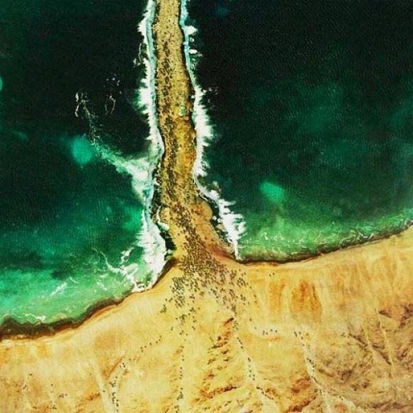 Cruzando o Mar Vermelho